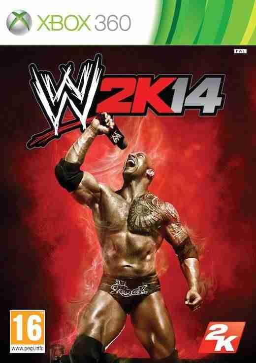 Descargar WWE 2K14 [MULTI][Region Free][XDG3][SPARE] por Torrent
